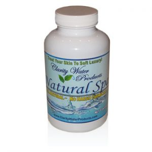 Natural Hot Tub Water Treatment