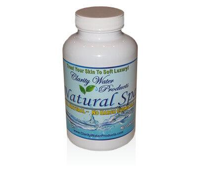 Natural Hot Tub Water Treatment