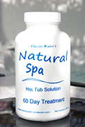 Chlorine Free Hot Tub Water Treatment