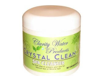 Crystal Clean Hot Tub Cleanser