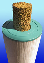 Chemical Free Hot Tub Filter Core Water Treatment