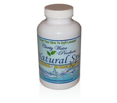 Clarity Water Products Natural Spa Water Treatment