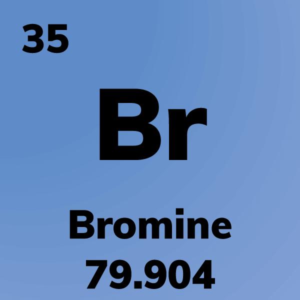 Bromine Hot tub